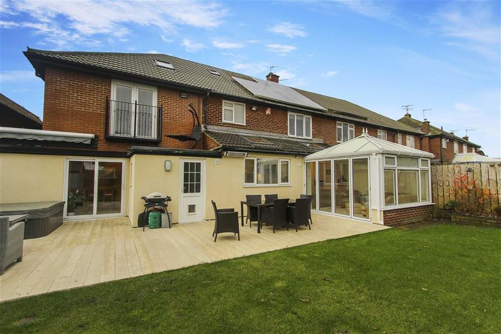 6 Bedrooms Semi Detached House for sale in The Broadway, Tynemouth, Tyne And Wear