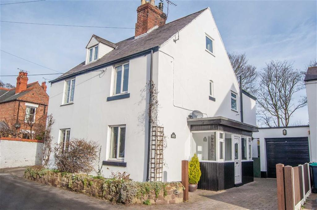 3 Bedrooms Semi Detached House for sale in Chapel Lane, Rossett, Wrexham, Rossett