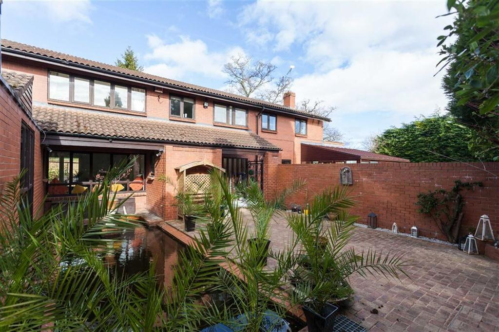 5 Bedrooms Detached House for sale in Green Bank, Handbridge, Chester, Chester