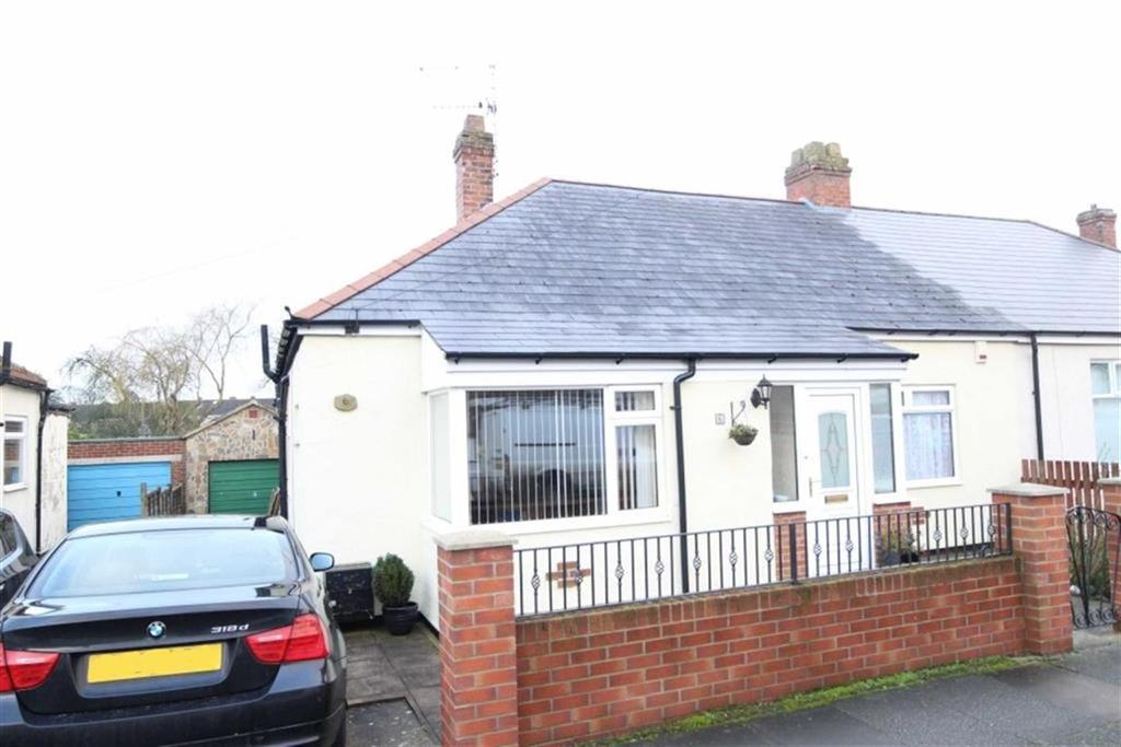 3 Bedrooms Semi Detached Bungalow for sale in Clarendon Road, Darlington