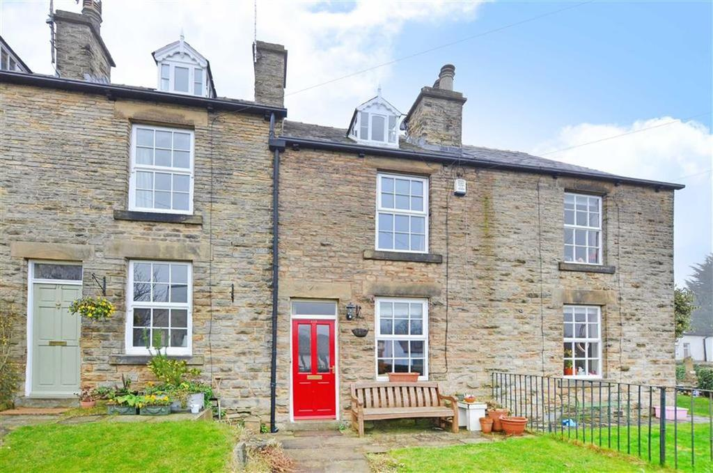 4 Bedrooms Terraced House for sale in 119, Brookhouse Hill, Fulwood, Sheffield, S10