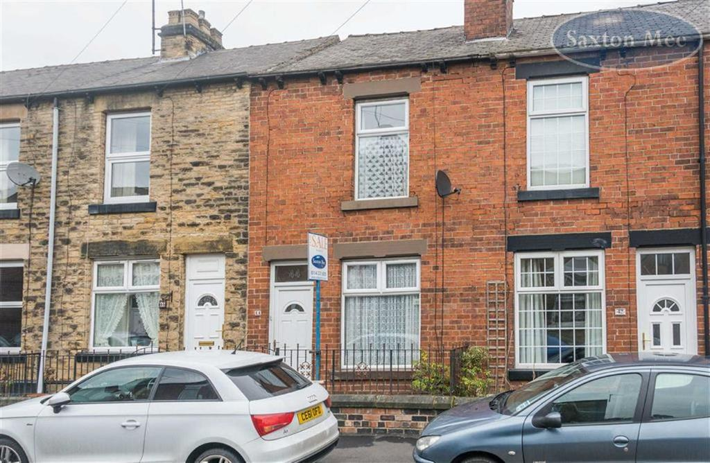 3 Bedrooms Terraced House for sale in Beechwood Road, Hillsborough, Sheffield, S6