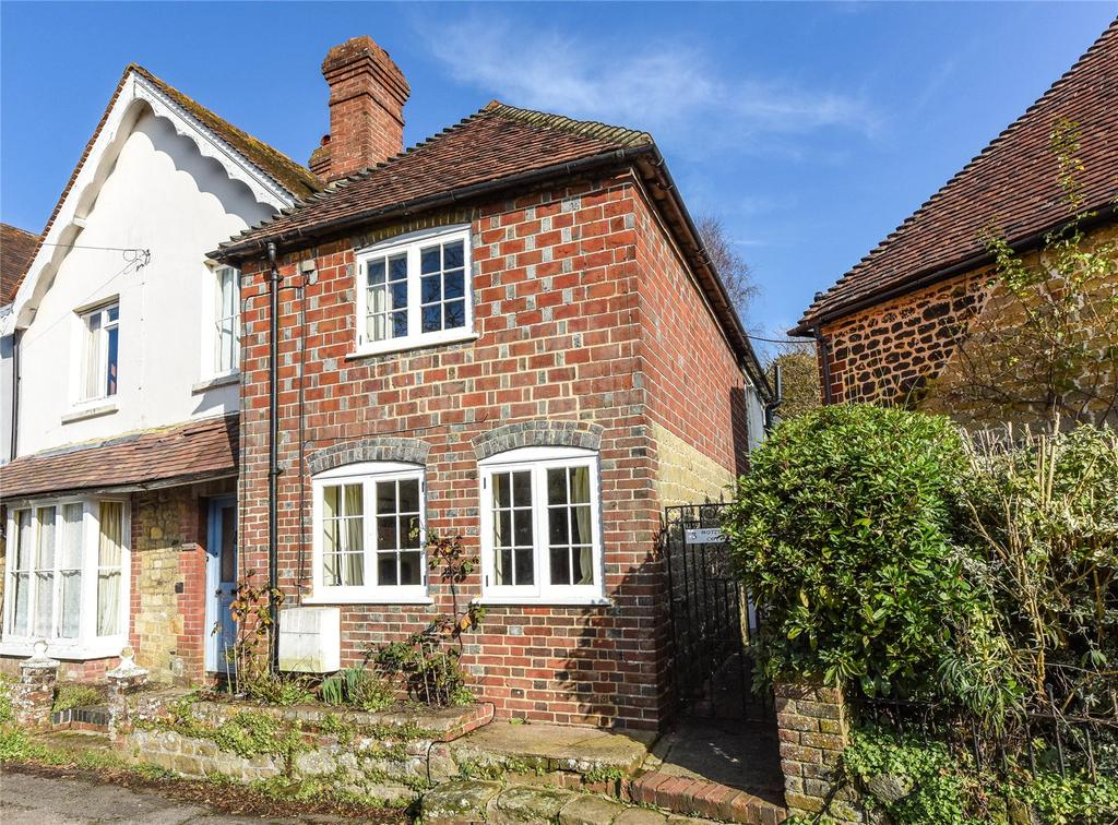 2 Bedrooms Semi Detached House for sale in Queen Street, Stedham, Midhurst, West Sussex, GU29