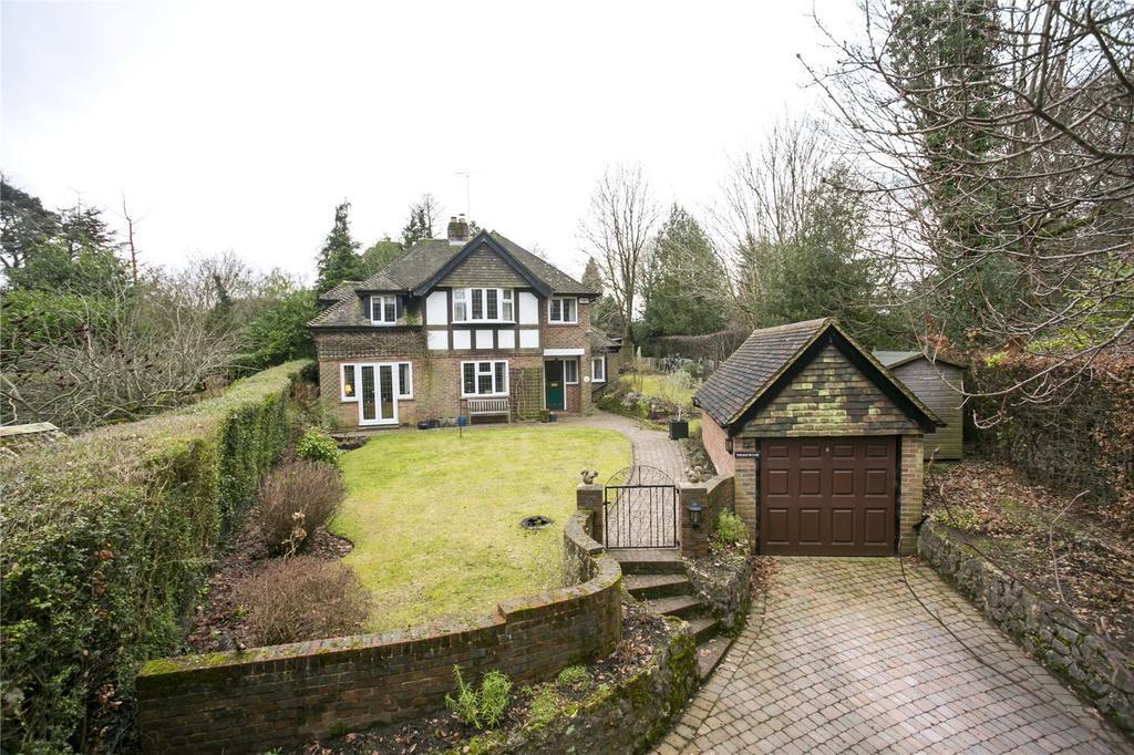 4 Bedrooms Detached House for sale in Oak Lane, Sevenoaks, Kent