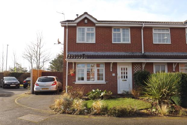 3 Bedrooms Semi Detached House for sale in York Drive, Nottingham, NG8