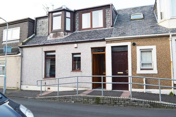 3 Bedrooms Terraced House for sale in 5 Eglinton Place, Saltcoats, KA21 5DQ