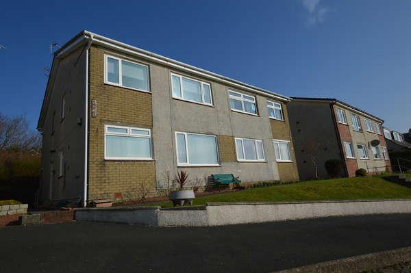 2 Bedrooms Flat for sale in 19A Seafield Court, Ardrossan, KA22 8NS