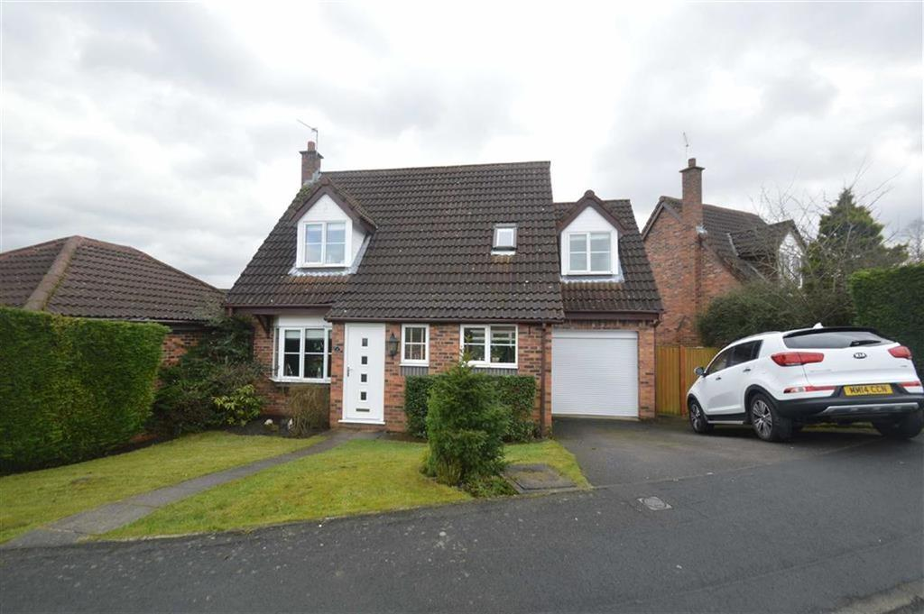4 Bedrooms Detached House for sale in Birches Croft Drive, Macclesfield