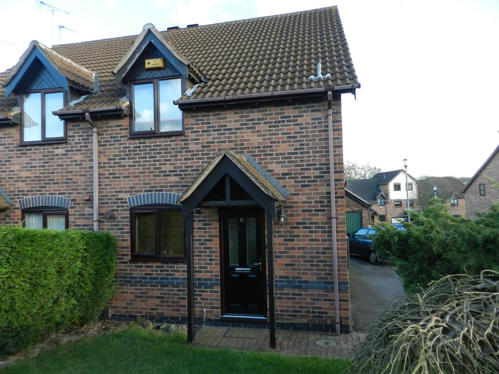 3 Bedrooms Semi Detached House for rent in Strathmore Road, Arnold, Nottingham NG5