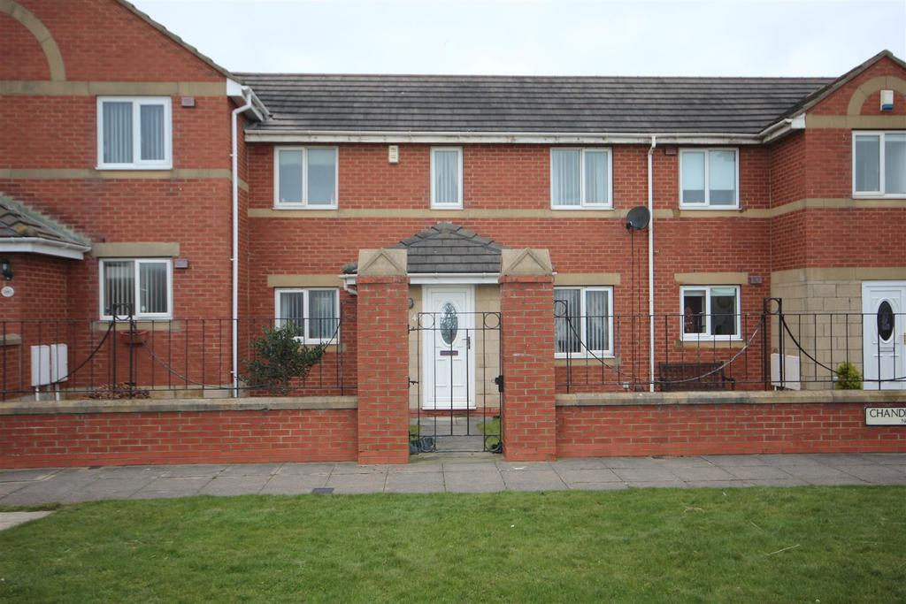 3 Bedrooms Terraced House for sale in Chandlers Close, Hartlepool
