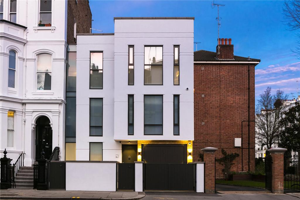 5 Bedrooms House for sale in Ladbroke Grove, London, W11