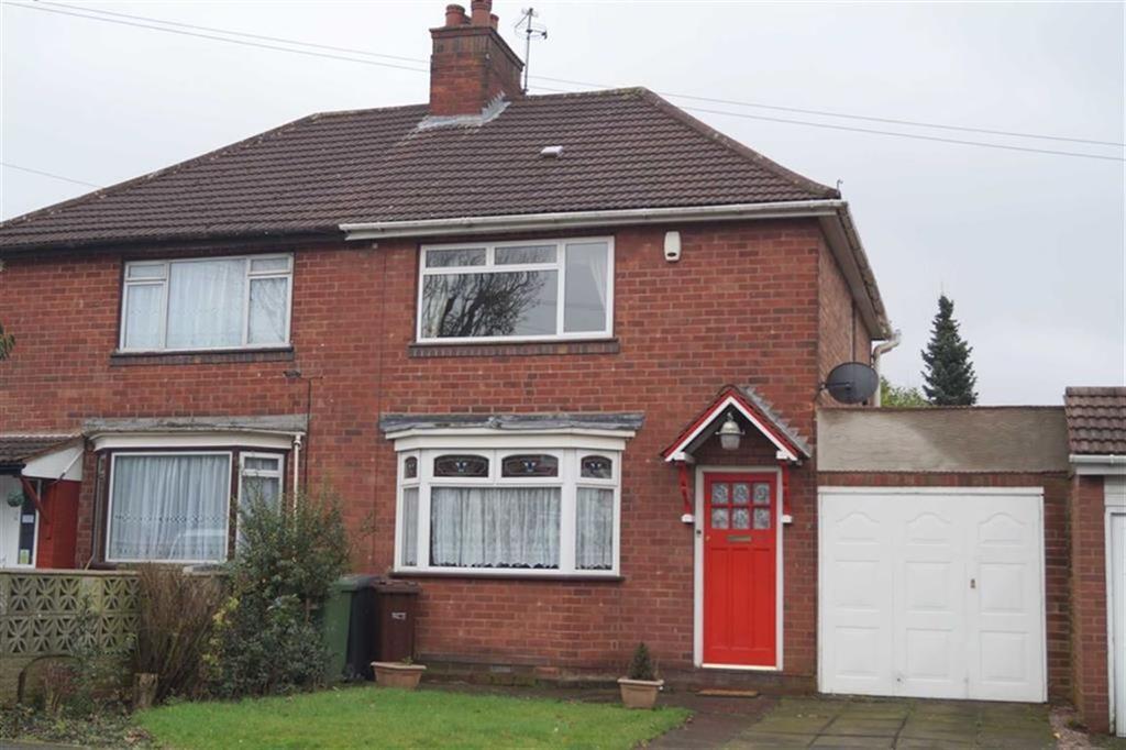 2 Bedrooms Semi Detached House for sale in Newbolds Road, Fallings Park, Wolverhampton
