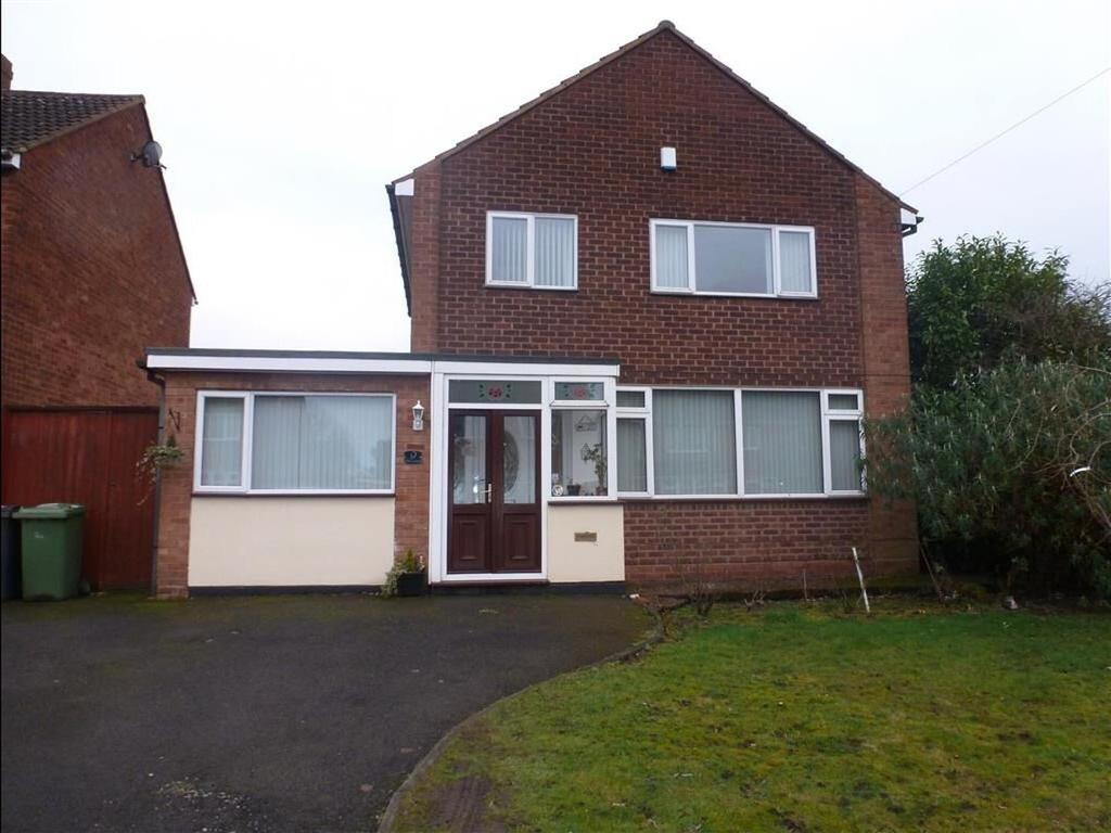 3 Bedrooms Detached House for sale in Leighs Road, Pelsall