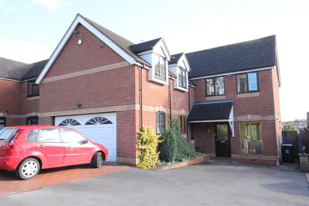 5 Bedrooms Detached House for sale in Quarndon View, Allestree, Derby
