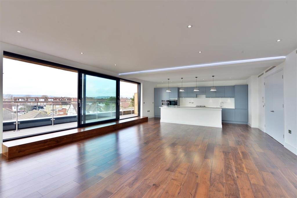 3 Bedrooms Apartment Flat for sale in The Lofts, NW7