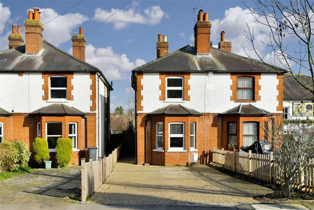 3 Bedrooms Semi Detached House for sale in Stamford Green Road, Epsom, Surrey