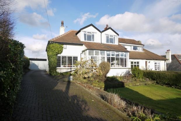 4 Bedrooms Semi Detached House for sale in Bramley Lane Lightcliffe Halifax
