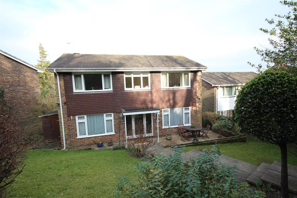 4 Bedrooms Detached House for sale in Tongdean Lane, Withdean, Brighton