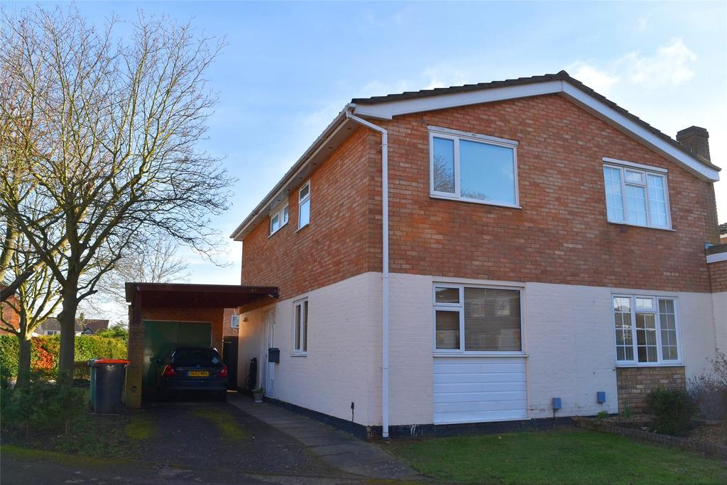3 Bedrooms Semi Detached House for sale in Steppingstone Place, Leighton Buzzard