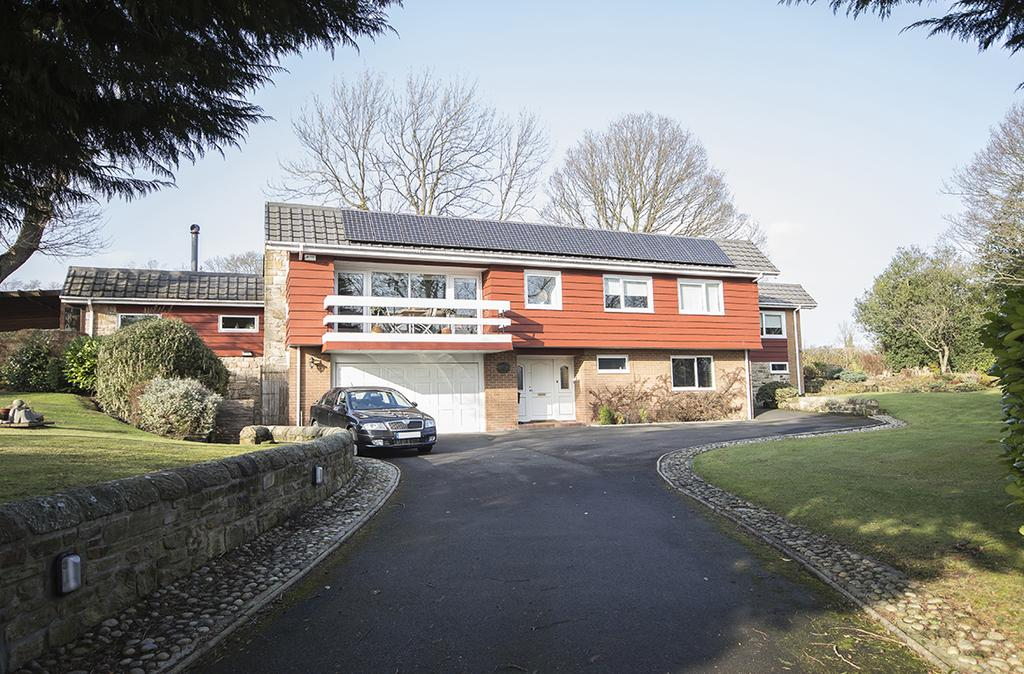 4 Bedrooms Detached House for sale in Cedar Lodge, West High Horse Close, Rowlands Gill, Tyne and Wear NE39