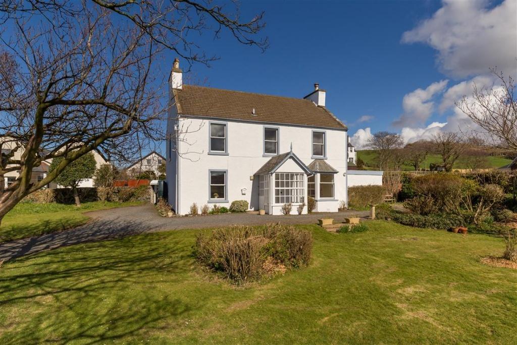 4 Bedrooms Detached Villa House for sale in Carnethy 4A Church Street, Ballantrae, KA26 0NF