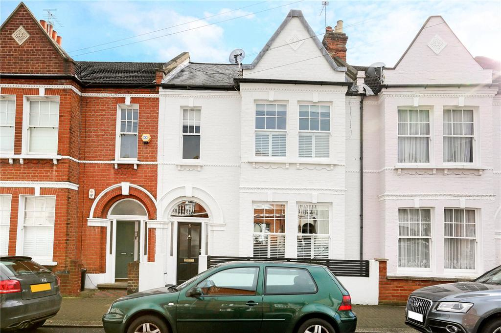 4 Bedrooms Terraced House for sale in Florian Road, Putney, London, SW15
