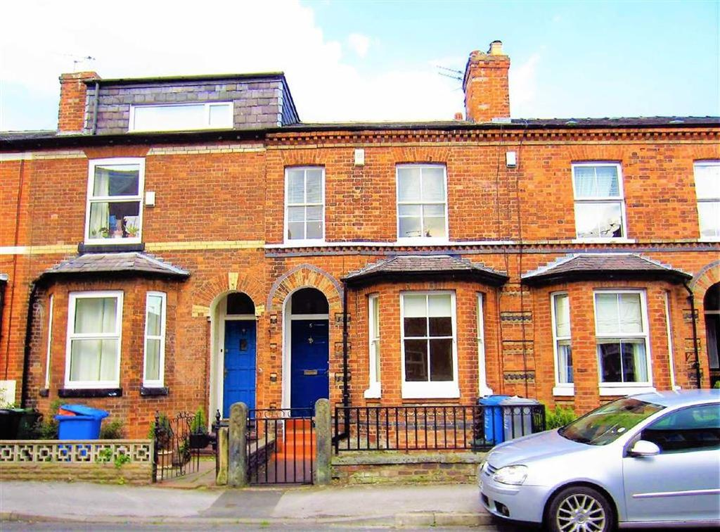 3 Bedrooms Terraced House for sale in Byrom Street, Hale, Cheshire, WA14