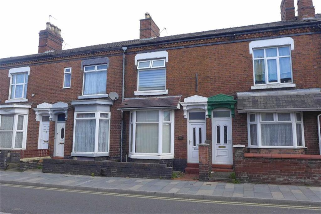 2 Bedrooms Terraced House for sale in West Street, Crewe