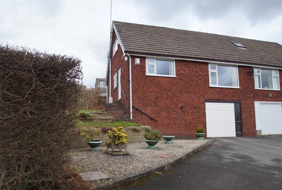 3 Bedrooms Semi Detached House for sale in Greenway Drive, Mossley OL5