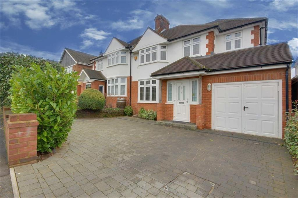 4 Bedrooms Semi Detached House for sale in Elm Walk, Radlett, Hertfordshire