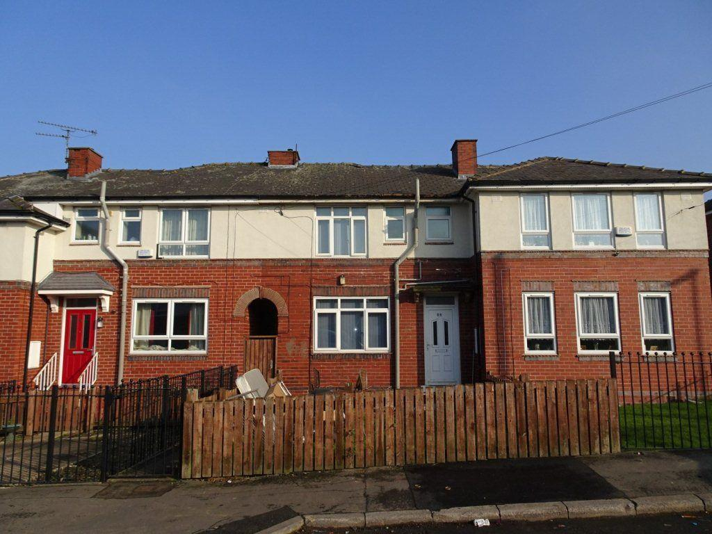 3 Bedrooms Terraced House for rent in SOUTHEND ROAD, SHEFFIELD, S2