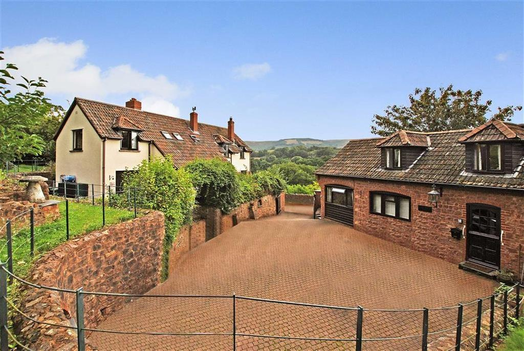 4 Bedrooms Detached House for sale in Kingswood, Stogumber, Taunton, Somerset, TA4