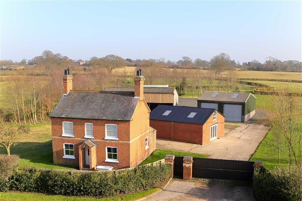 3 Bedrooms Detached House for sale in Welsh End, Nr Whitchurch, SY13