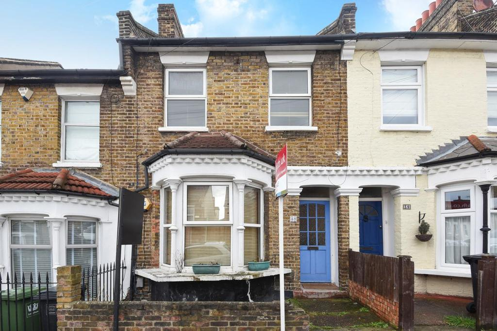 2 Bedrooms Terraced House for sale in Harvard Road, Hither Green, SE13