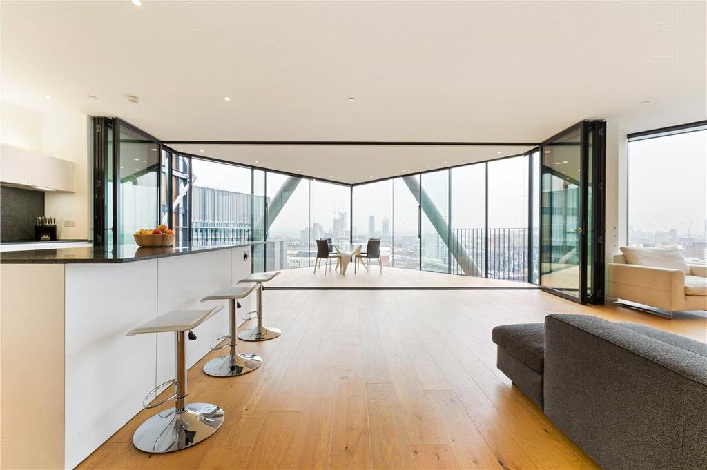 3 Bedrooms Flat for sale in NEO Bankside, 60 Holland Street, London, SE1