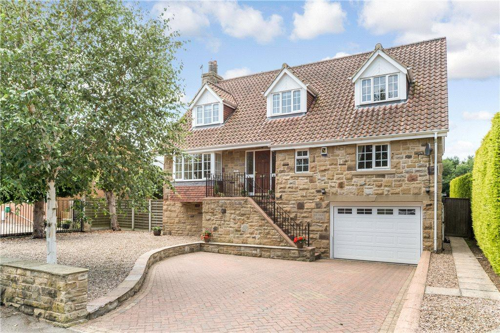 4 Bedrooms Detached House for sale in The Avenue, Collingham, Wetherby, West Yorkshire