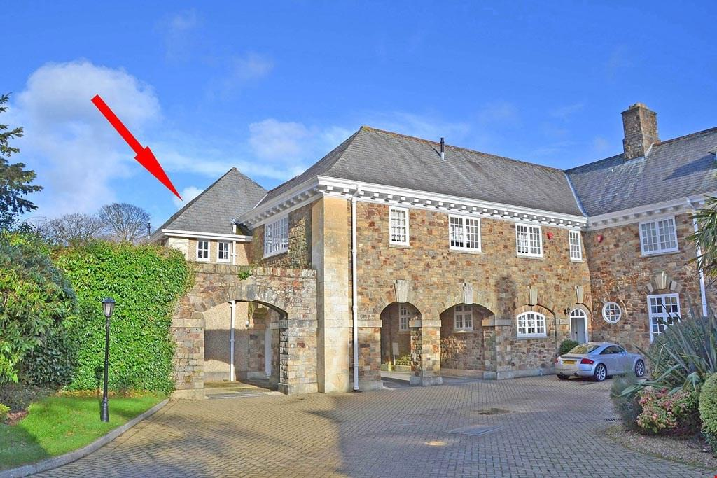 2 Bedrooms Apartment Flat for sale in Truro, Cornwall, TR1