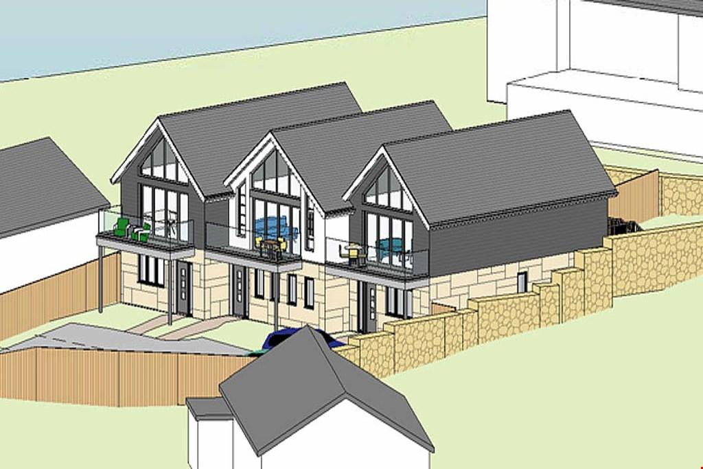 Plot Commercial for sale in Carbis Bay, St Ives, West Cornwall, TR26