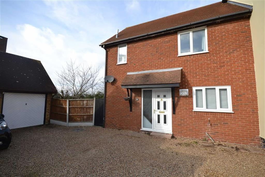 3 Bedrooms Semi Detached House for sale in Starboard View, South Woodham Ferrers, Essex