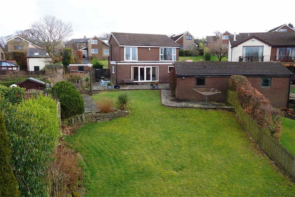 5 Bedrooms Detached House for sale in Hawthorne Close, Langho, Ribble Valley