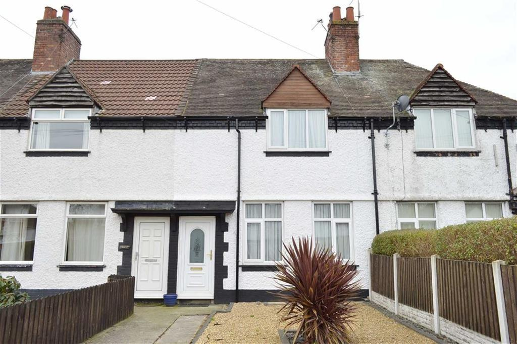 2 Bedrooms Terraced House for sale in New Chester Road, CH62