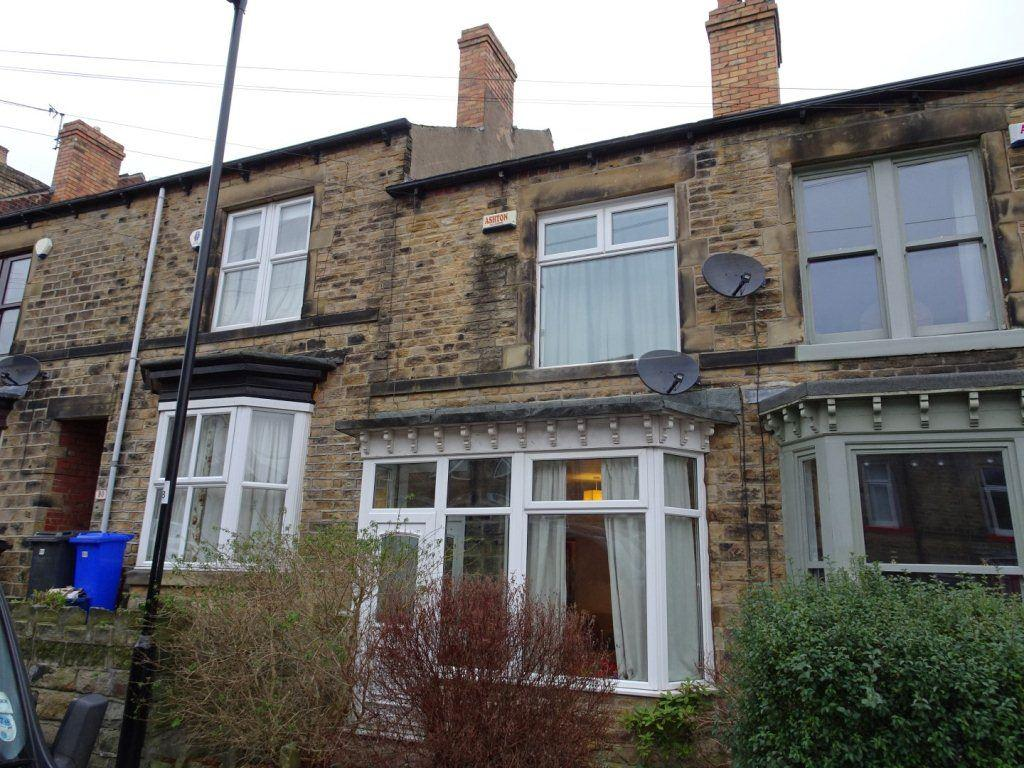 3 Bedrooms Terraced House for rent in FORRES ROAD, CROOKES, SHEFFIELD, S10