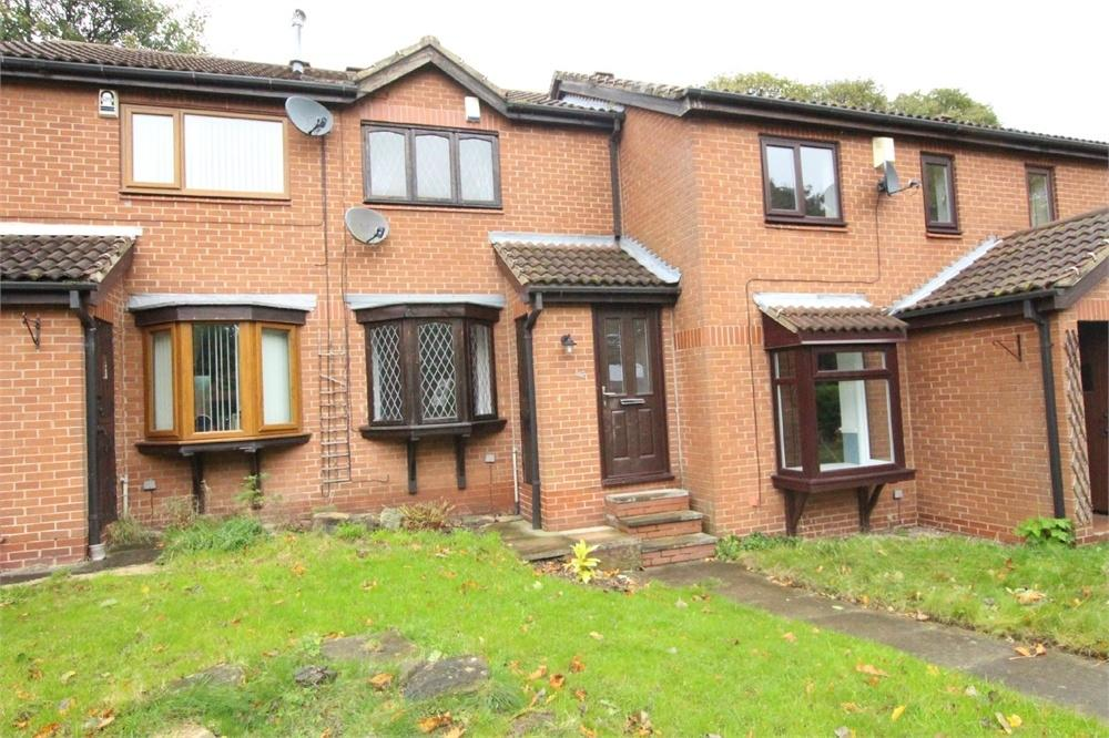 2 Bedrooms Terraced House for sale in Clumber Drive, Gomersal, West Yorkshire