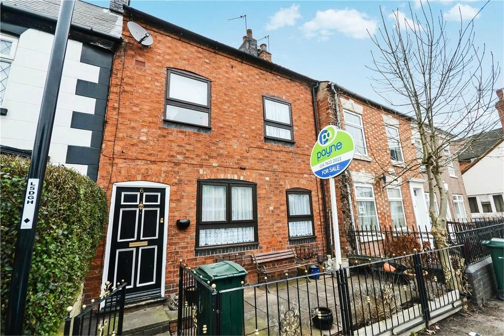 3 Bedrooms Terraced House for sale in Longford Square, Longford, COVENTRY, West Midlands