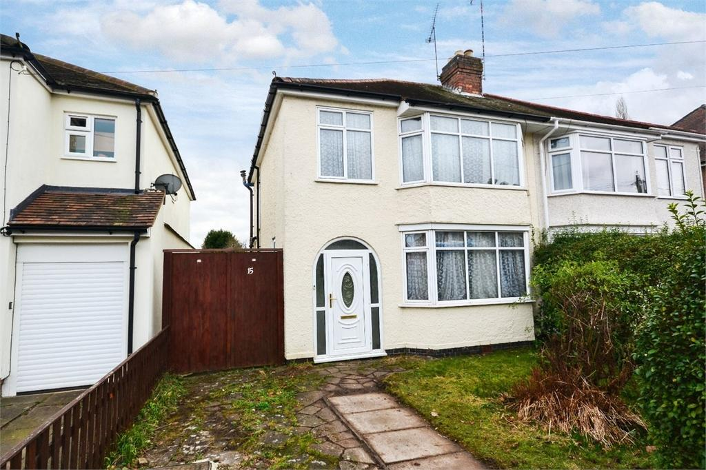 3 Bedrooms Semi Detached House for sale in Beanfield Avenue, Green Lane, COVENTRY, West Midlands