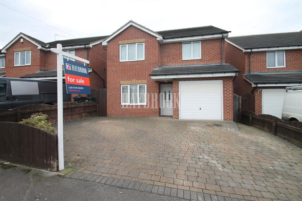 4 Bedrooms Detached House for sale in Glebeland Close, Rawmarsh, Rotherham