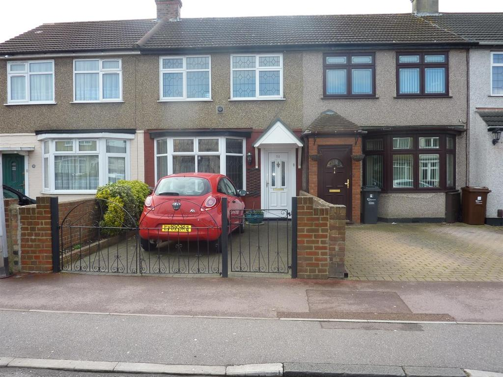 3 Bedrooms Terraced House for sale in Western Avenue, Dagenham RM10