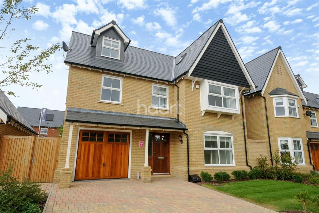 6 Bedrooms Detached House for sale in Aylesford Way, Stapleford