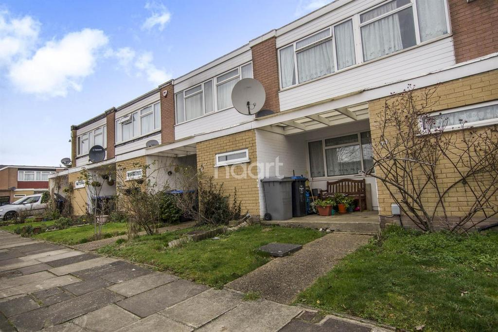 3 Bedrooms End Of Terrace House for sale in Walton Gardens, Preston Road