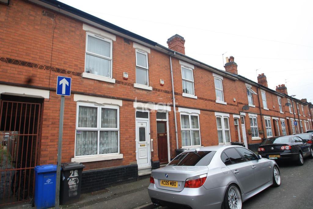 3 Bedrooms Terraced House for sale in Joseph Street, Derby